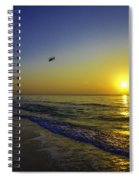 Reflective Journey Spiral Notebook