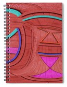 Refudiate Spiral Notebook