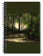 Refuge - Early Morning Spiral Notebook