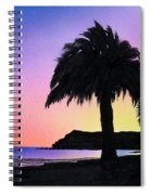 Refugio Point 1 Spiral Notebook