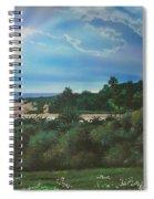 Refugio Point 4 Spiral Notebook