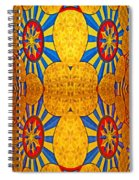 Regal Beauty Spiral Notebook