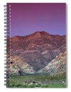 Regal Desert Spiral Notebook