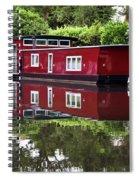 Regent Houseboats Spiral Notebook