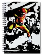Reggie Bush Up And Over Spiral Notebook