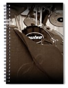 Rehearsal Time Spiral Notebook