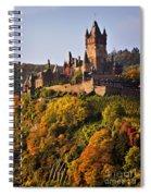 Reichsburg Castle Spiral Notebook