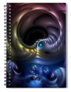 Reincarnation - The Quandary Spiral Notebook