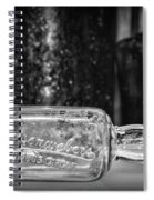Reisenwebers A 1920s Nyc Speakeasy In Black And White Spiral Notebook
