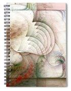Rekindled Spiral Notebook
