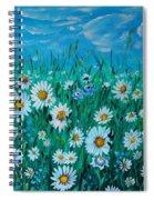 Relax 1 Spiral Notebook
