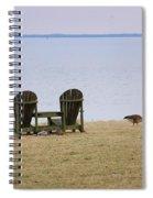 Relax Spiral Notebook