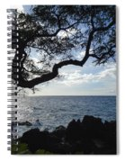 Relax - Recover Spiral Notebook