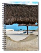 Relaxation Defined Spiral Notebook