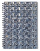Relief N3 Chrome Spiral Notebook