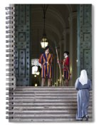 Religious Visit Spiral Notebook