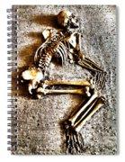 Remains ... Spiral Notebook