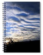 Remarkable Sky Spiral Notebook