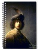 Rembrandt Van Rijn Spiral Notebook