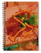 Remember Allah Spiral Notebook