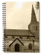 Remember Before God Iv Spiral Notebook