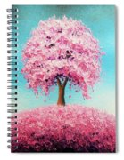Remember The Bloom Spiral Notebook