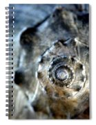Remember The Sea With Me Spiral Notebook