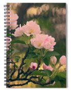 Remember The Time... Spiral Notebook