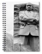 Remembering Mr. King Spiral Notebook