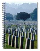 Remembering Walt Bem Spiral Notebook