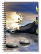 Reminders Of Peace Spiral Notebook