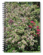 Reminds Me Of Lilacs Spiral Notebook