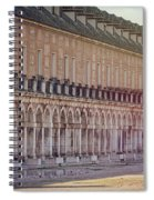Renaissance Arches Aranjuez Spain Spiral Notebook