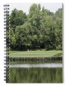 Renditions Golf - 13th Spiral Notebook