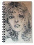 Renee Russo Spiral Notebook