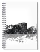 Reno Nevada Skyline Spiral Notebook