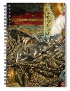 Renoir: Odalisque, 1870 Spiral Notebook