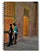 Renovation In Sri Lanka Spiral Notebook