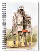 Renovo Pa Spiral Notebook
