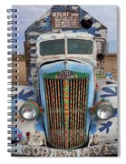 Repent Spiral Notebook