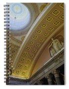 Representative Democracy Spiral Notebook