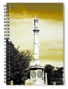 Requiem Spiral Notebook