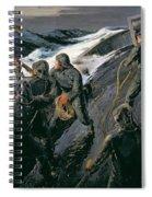 Rescue Spiral Notebook