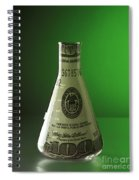 Research Funding Spiral Notebook
