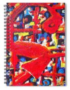Resentment Simmering Below The Surface Spiral Notebook