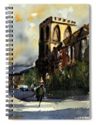 Residences, Catholic University Spiral Notebook