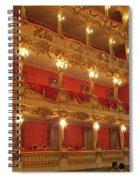 Residenz Theatre 2 Spiral Notebook