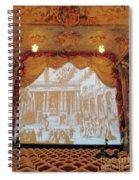 Residenz Theatre 3 Spiral Notebook