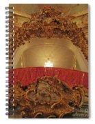 Residenz Theatre 4 Spiral Notebook