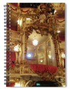 Residenz Theatre 5 Spiral Notebook
